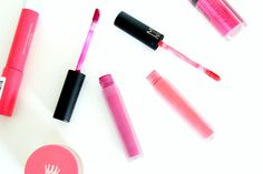 Beauty Dressed - Review - MUA Luxe Velvet Lip Lacquers