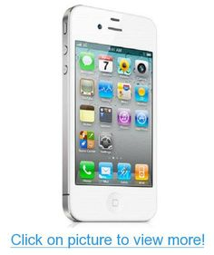 Apple iPhone 4 8GB (White) - AT$T