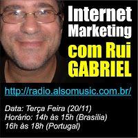 Internet Marketing com Rui Gabriel