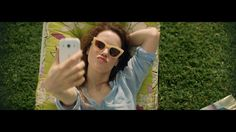 """This is """"Orange - Ping-Pong"""" by Bacon Production on Vimeo, the home for high quality videos and the people who love them. Bel Air, Wildfox, Round Sunglasses, Orange, Cinematography, Acting, Advertising, Style, Film"""