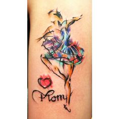 adorable Mothers day tattoos