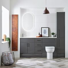 Explore our collection of freestanding bathroom furniture. Perfect for creating a focal point in your bathroom, all our bathroom vanity units provide… Bathroom Storage Units, Bathroom Vanity Units, Bathroom Layout, Bathroom Ideas, Bathroom Inspiration, Fitted Bathroom Furniture, Small Bathroom Interior, Upstairs Bathrooms, Dream Bathrooms