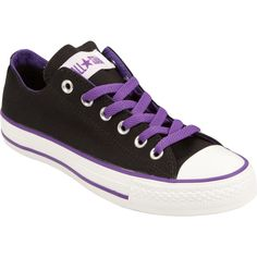 CONVERSE Chuck Taylor All Star Low Womens Shoes ($45) ❤ liked on Polyvore