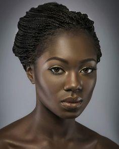 Makeup concept