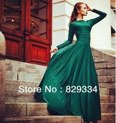 A Line Scoop Cap Sleeve Long sleeve Floor Length Chiffon Zuhair murad Evening Dresses New Fashion 2015 Hot Sale-in Evening Dresses from Apparel & Accessories on Aliexpress.com | Alibaba Group