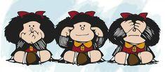"""Http://i376.photobucket.com/albums/oo209/matiax91/welcome%202_zpsb7ahho44.gif. Hace 51 años se lanzó la primera publicación de la popular historieta argentina: Mafalda de Joaquín Salvador Lavado, """"Quino"""". Para celebrar a este gran personaje,..."""