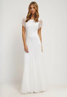 Köp Adrianna Papell Festklänning - ivory för 5095,00 kr (2016-02-03) fraktfritt på Zalando.se
