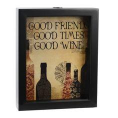 Wine Cork Holder Box | Kirkland's