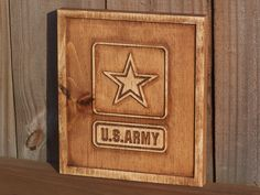 """U.S. Army 8""""x8"""" for my Dad"""