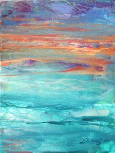 Sunset Seascape 4