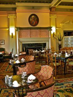 Tea at  The Empress Hotel!