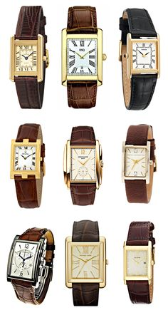 Timeless Timepiece: Cartier Tank Watch