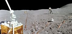 August 1 1971 - Second Apollo 15 Moonwalk Follow @GalaxyCase if you love Image of the day by NASA #imageoftheday