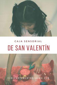 Caja Sensorial San Valentín