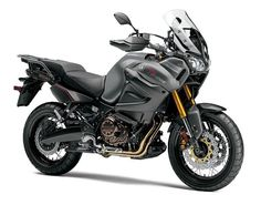 We explain why the Yamaha Tenere ES is the best value in the adventure touring motorcycle market. Will the Honda Africa Twin be a Contender? Motorcycles For Sale, Cars Motorcycles, Super Tenere, Illinois, Honda Africa Twin, Klr 650, Atv Accessories, 4 Wheelers, Bike Trails
