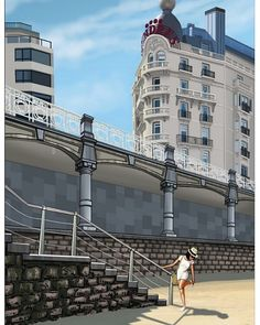 Trinidad, City Painting, Basque Country, Vintage Posters, Illustrators, Building, Travel, Pop, Saints