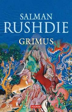 Grimus by Salman Rushdie This is one of my favourite books. Its so loud in this book, it makes my ears bleed! Salman Rushdie, My Books, Ears, This Book, My Favorite Things, Reading, Picture Wall, Ear, Reading Books