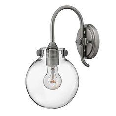Hinkley Lighting Congress 1 Light Wall Sconce & Reviews | Wayfair