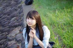 Inoue Yuriya (井上由莉耶) #Yuriya (ゆりや) #hkt48