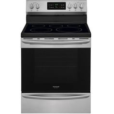 frigidaire gallery smooth surface 5element 54cu ft convection