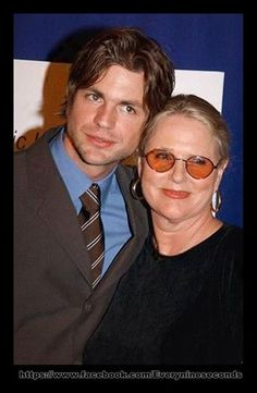 Gale Harold17 and Sharon Gless