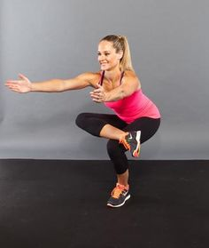 12 Ways to Spice Up Your Squats for Better Results - Shape Magazine