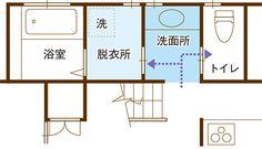 Print Washroom, Concept Art, Floor Plans, Diagram, How To Plan, Interior, House, Inspiration, Home Decor