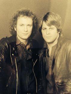 Tony Geary and Kin Shriner