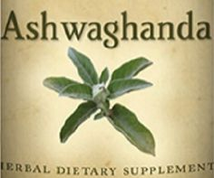 ASHWAGHANDA ROOT Tincture Traditional Brain Tonic Natural Endocrine Nervous and Immune System Support