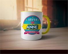 Süper Anne Kupa Bardak