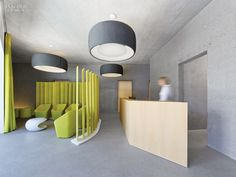 Residential and dental meet in ARSP's mixed-use building in western Austria.