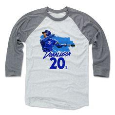 Josh Donaldson Painting B Toronto Officially Licensed MLBPA Baseball T-Shirt Unisex S-3XL