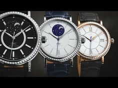 IWC Schaffhausen - A Sparkle to the Wrist - Portofino Midsize Collection - YouTube // i love all of the actors and actress in this AD!!!