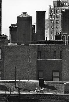 "André Kertész, ""Untitled,"" On Reading series, 1964."