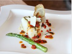 Cook Like a Secrets Chef at Home! Chef Mena's Chilean Seabass with Scarparo Sauce tastes just as delectable as it looks. Enjoy these step-by-step instructions to make this zesty seafood dish in your own kitchen!