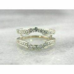 Wedding Ring Guard Etsy