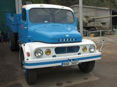 Classic Trucks, Cars And Motorcycles, Vintage Cars, Retro, Vehicles, Prague, Historia, Bohemia, Automobile