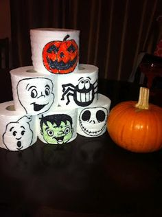 Pumpkin Bowling! Fun Halloween Activity for Toddlers and Preschoolers!