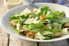 Ελληνική σαλάτα του Καίσαρα - Γρήγορες Συνταγές | γαστρονόμος online