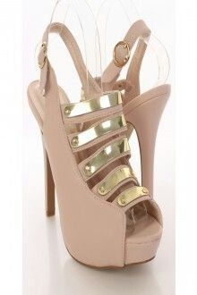 """Love these """"in the nude"""""""