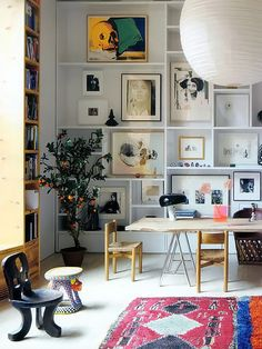 Minimum book shelving for rachel pinterest shelving apartment high ceilings floor to ceiling shelving gallery reclaim wood table and nice accents solutioingenieria Choice Image
