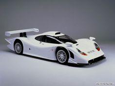 Porsche 911 GT1 Road Version Concept (1998)