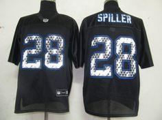 51163f64a NFL Jersey Buffalo Bills C.J. Spiller  28 Black United Sideline  25.99