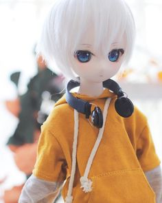 Kawaii Doll, Kawaii Anime, Homemade Dolls, Dream Doll, Smart Doll, Anime Dolls, New Dolls, Anime Figures, Custom Dolls
