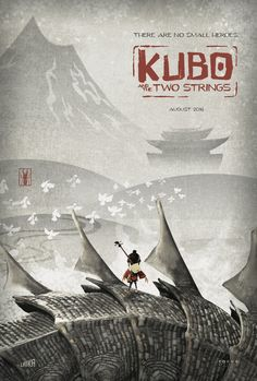 Kubo and the Two Strings wallpapers Wallpapers) – Wallpapers Cinema Posters, Film Posters, Minions, Kubo And The Two Strings, Samurai, Fanart, Japanese Folklore, Childhood Movies, Best Novels