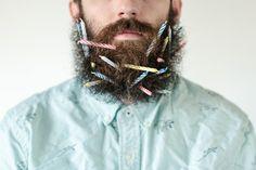 WILL IT BEARD : Beard and Birthdays   via Tumblr ✿