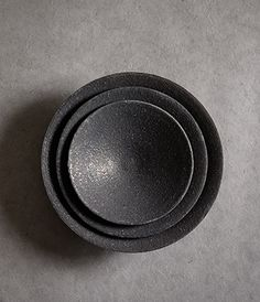 Takashi Endo Bowls