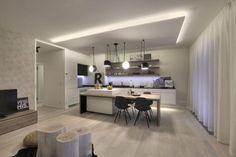 Kunc Architects, ukázkový byt v Rezidenci Vltava - foto © Kunc Architects