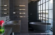 Stunning Bathroom Designs by Apaiser