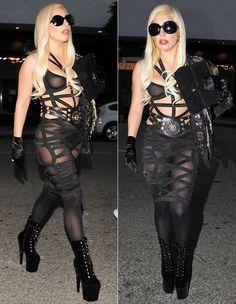 Lady Gaga em Beverly Hills